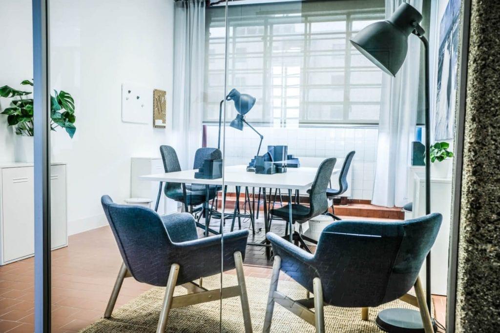 kleinbüro strada del startup
