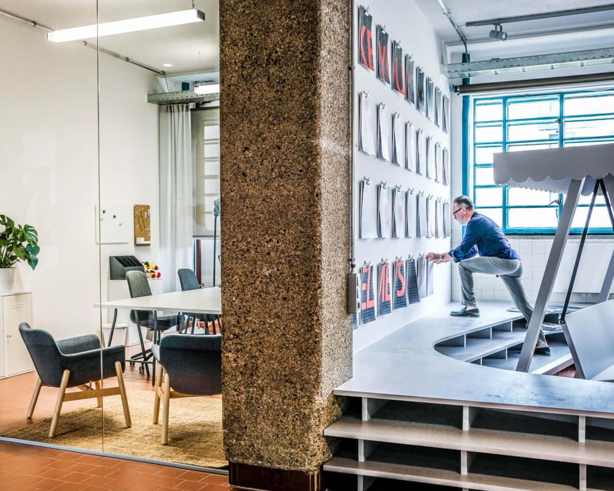 Private Office Linz Strada del Startup